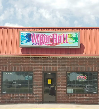 The Vapor Hut - Norfolk, NE