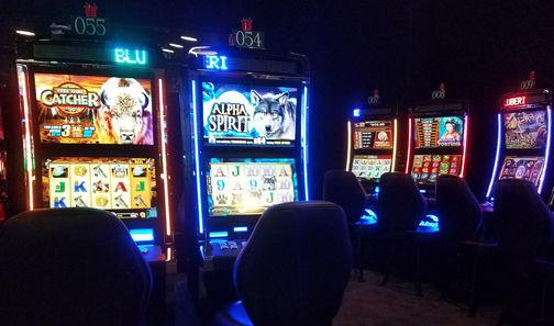 iron horse bar & casino, Nebraska gambling, gaming machines in nebraska