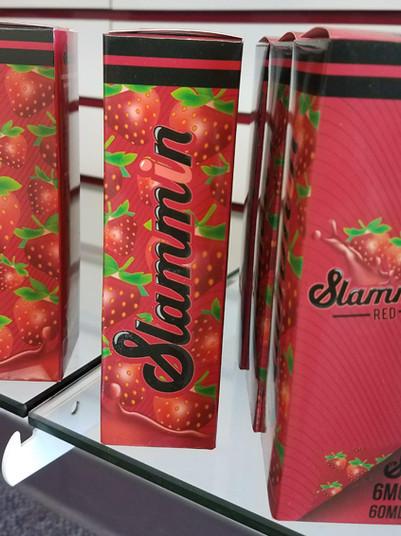 Slammin Red - 60 ml