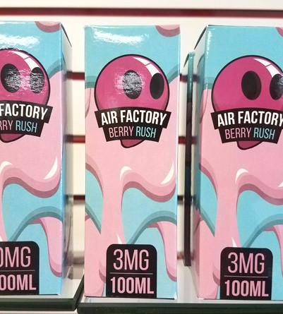 Air Factory Berry Rush 100 ml