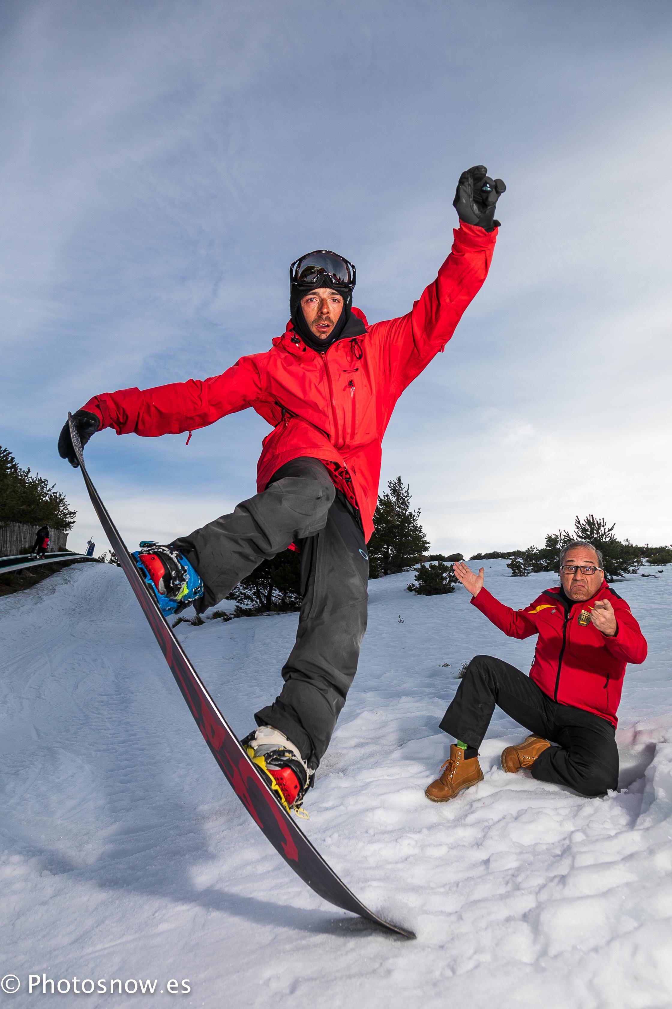 Directores de la Escuela de esquí de Val
