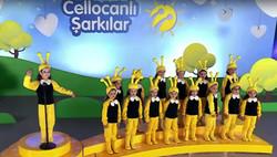 CELLOCANLI_ŞARKILAR