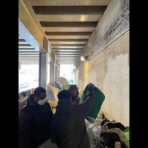 EM Homeless Ministry Report