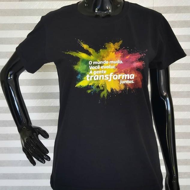 camiseta simulado