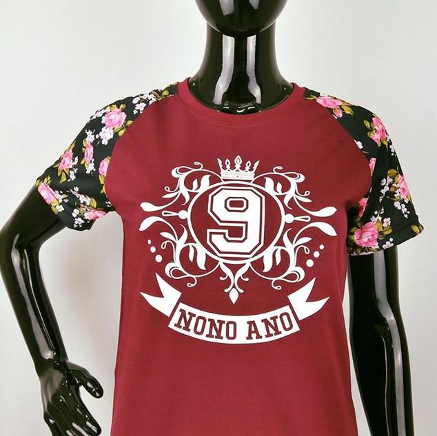Camiseta Nono ano
