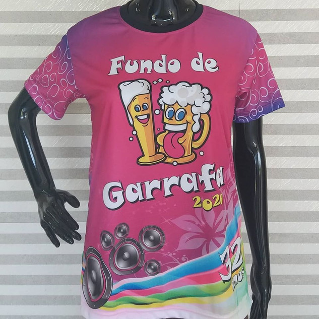 camiseta Carnaval
