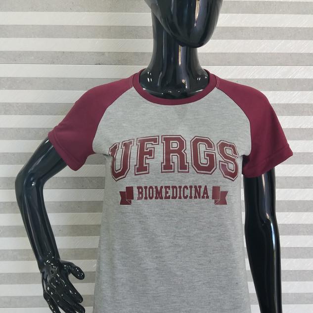 Camiseta UFRGS