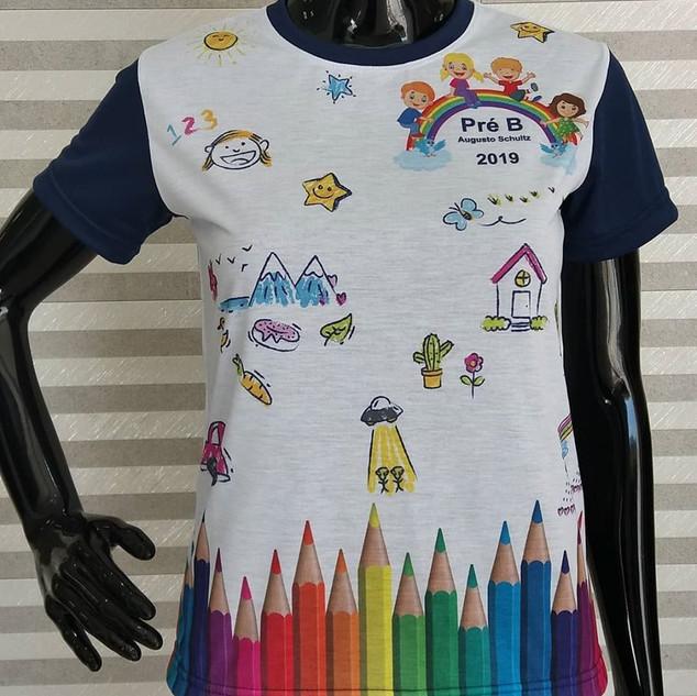 camiseta Pré