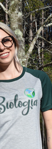 Camiseta Biologia