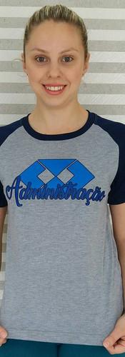 Camiseta Administração