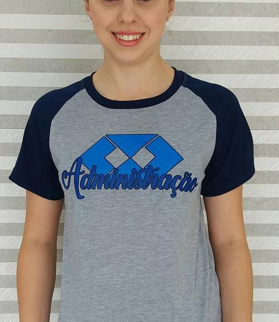 Camiseta Adm