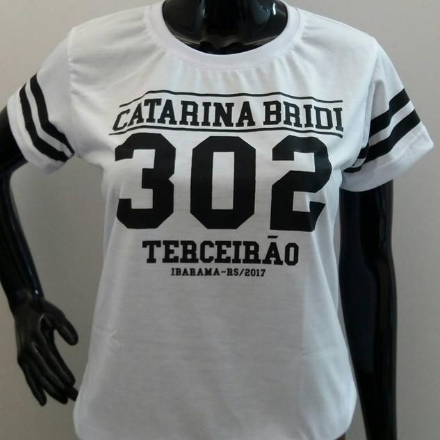 Camiseta Terceirão