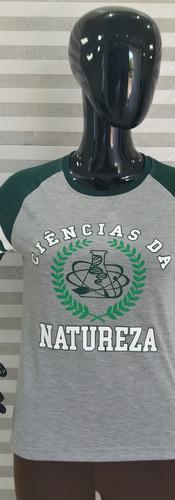 Camiseta Ciências da Natureza