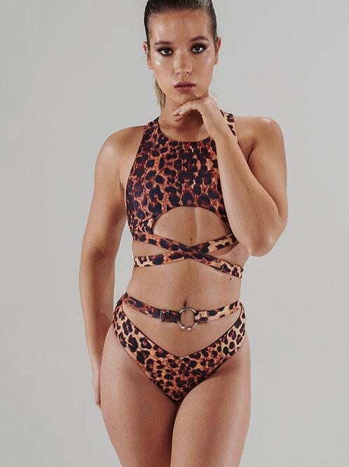 Ribelle Bottoms - Leopard