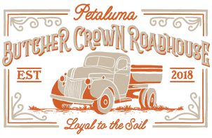 Butcher Crown Roadhouse logo.png