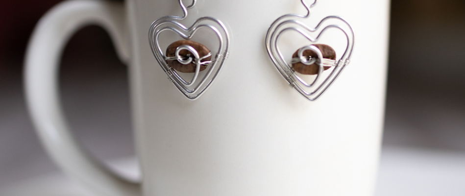 Coffee Lovers Earrings