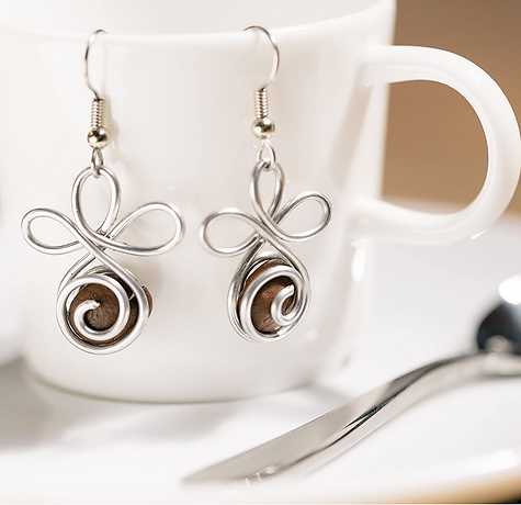 Coffee Earring Gift for Coffee Lovers.png