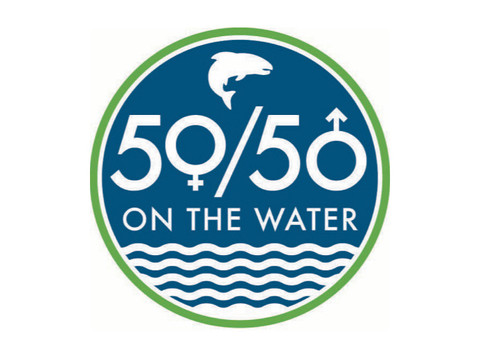 50/50 ON THE WATER