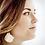 Thumbnail: Macrame Fringe Earrings