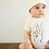 Thumbnail: Peace Baby Onsie- Organic Cotton