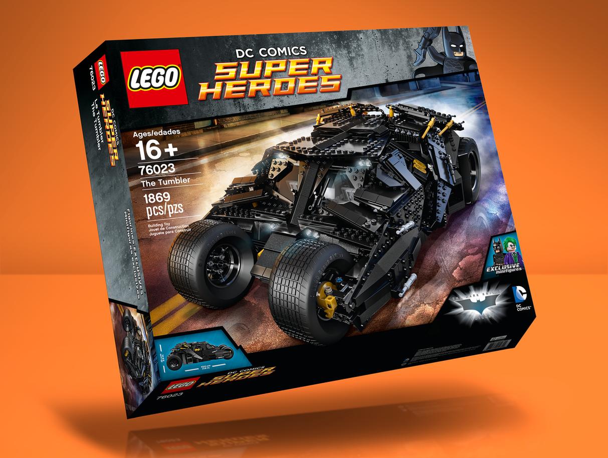 LEGO Packaging