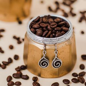 Coffee Bean Earrings Madres Greca.png