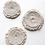 Thumbnail: Macrame Coasters- Set of 4