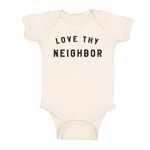 Love Thy Neighbor Onsie
