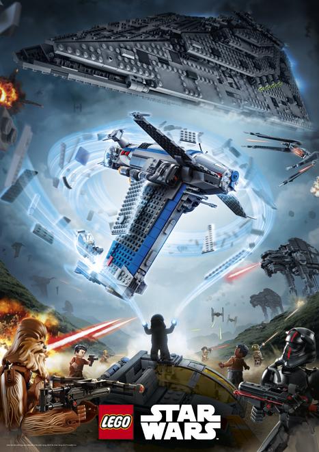 STAR WARS™ The Last Jedi