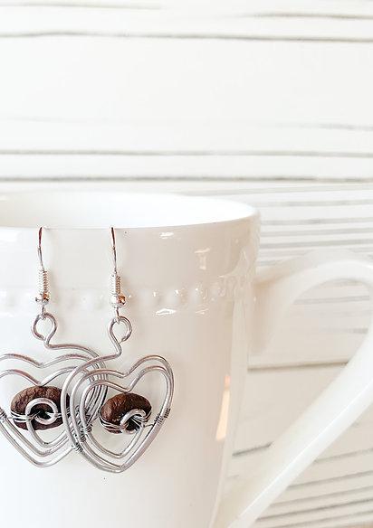 Coffee Lovers Earrings