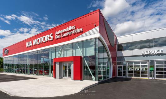 Kia Motors des Laurentides