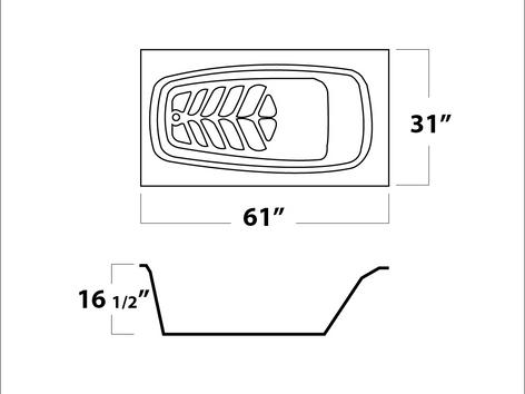 Tub 23 - esquematico