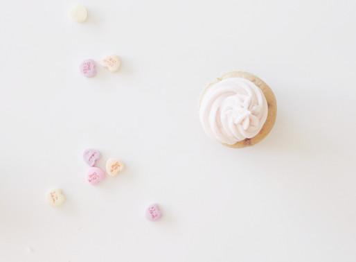 Vegan Raspberry Coconut Cupcakes