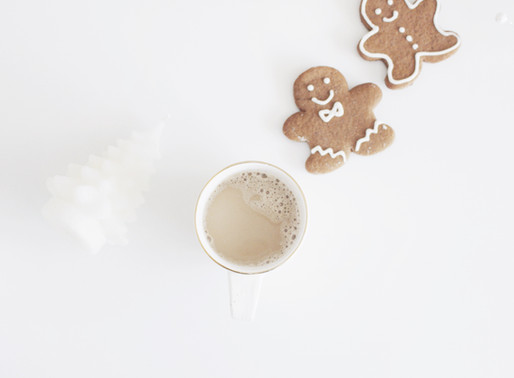 Soft Vegan Gingerbread Cookies