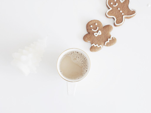 Soft Vegan Gingerbread Cookies
