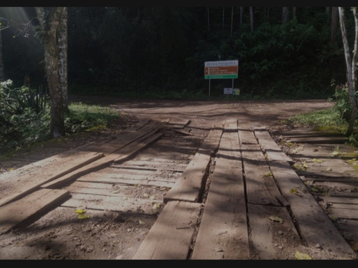 Ponte do Arroio Forquilha será fechada para reforma