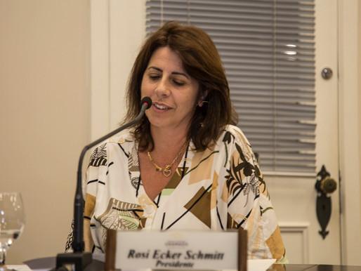 Vereadora Rosi Ecker Schmitt sugere três indicações nesta semana