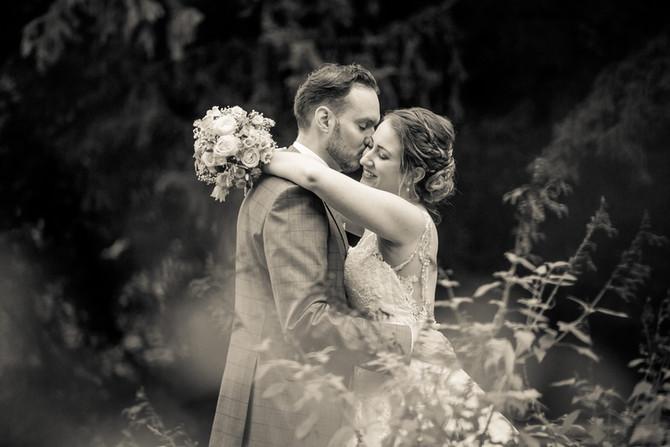Hochzeit im edlen Belvoirpark