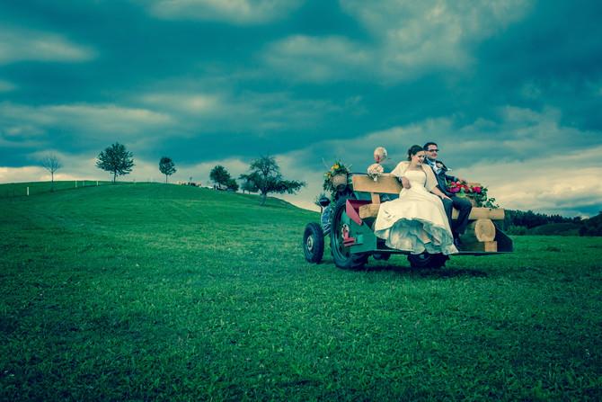 Hochzeit Viola und Roger