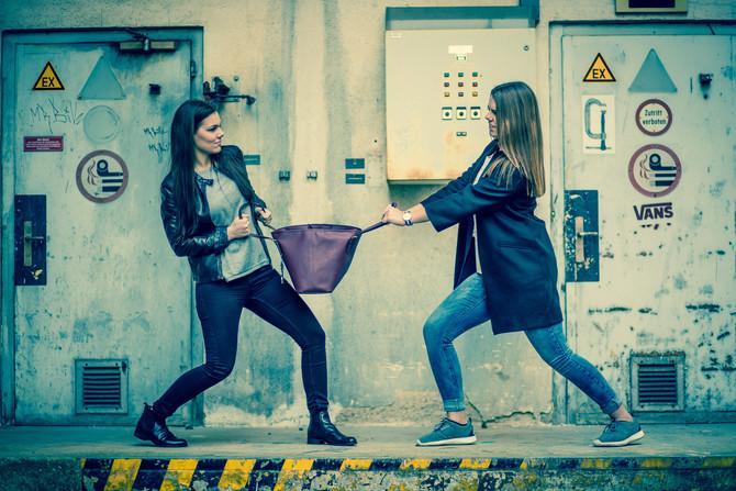 Sisters Shooting