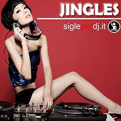 sigle intro jingle jingles spot per dj radio pacchetto voci dj sigleperdj.it sigledj jingle djs dj
