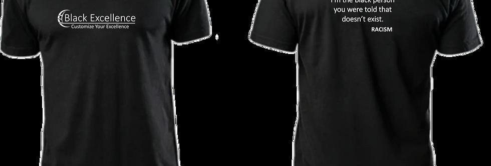 Custom BE Unisex Round Neck T-shirt