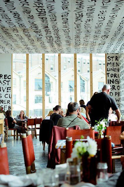 restaurant zero waste design designer australia sustainable sustainability architecture