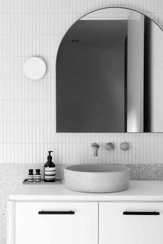 Interior design architecture bathroom home basin design sustainable