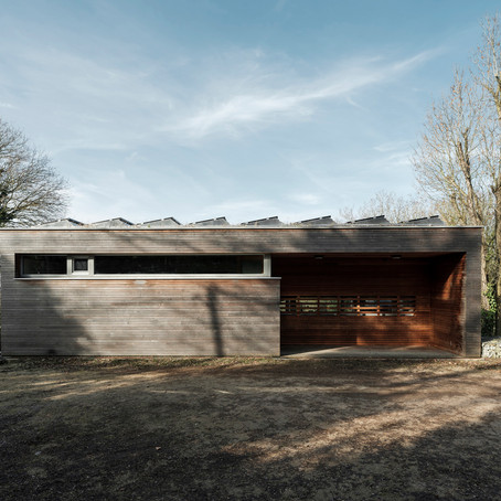Passive Design // Lark Rise by bere:architects
