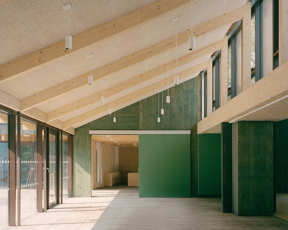 sustainable architecture interior design
