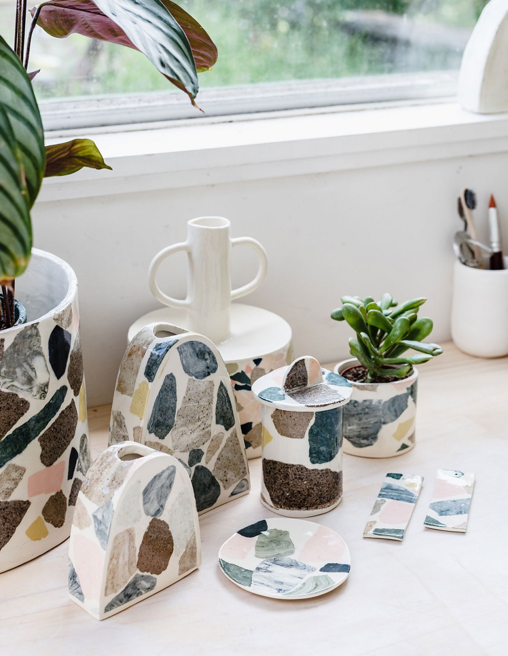 homewares ceramics interiors terrazzo design melbourne