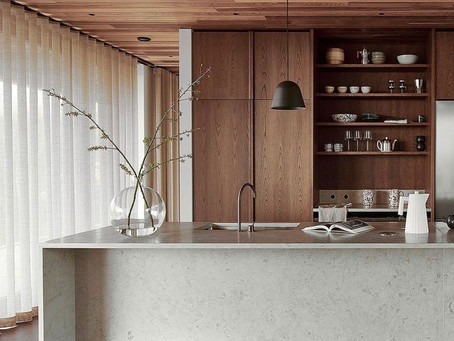 Sustainability and Interiors  Questions // Designing a Sustainable Kitchen