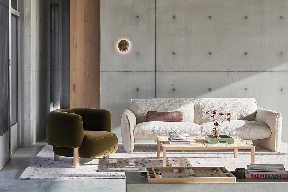 interior design furniture sustainable australia