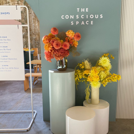 The Conscious Space